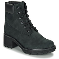 Sapatos Mulher Botins Timberland KINSLEY 6 IN WP BOOT Preto