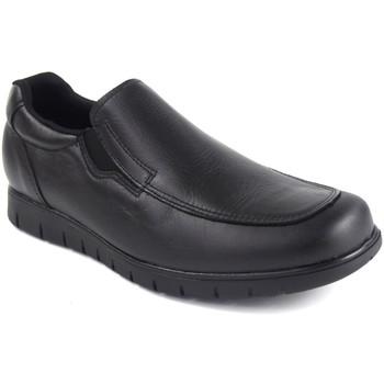 Sapatos Homem Mocassins Duendy 1005 Negro
