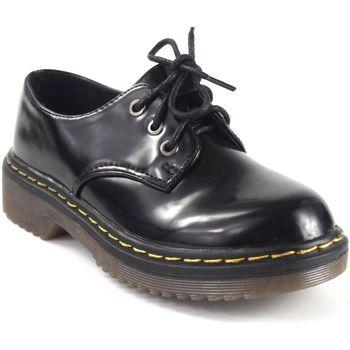 Sapatos Rapariga Sapatos Bubble Bobble Sapato menina  a2669 preto Preto