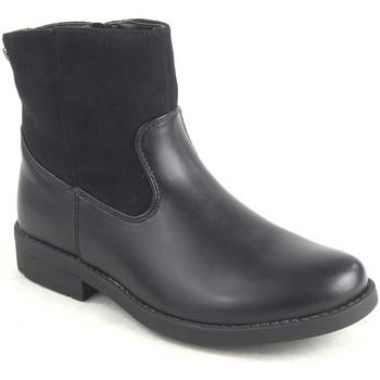 Sapatos Rapariga Botins Katini Saque menina  16739 klm preto Preto