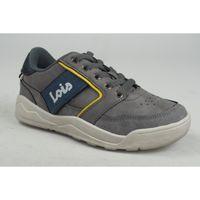 Sapatos Rapaz Sapatilhas Lois Sapato criança  63005 cinza Gris