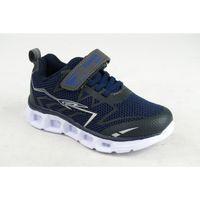 Sapatos Rapaz Multi-desportos Bubble Bobble Esporte criança  a2597 azul Azul