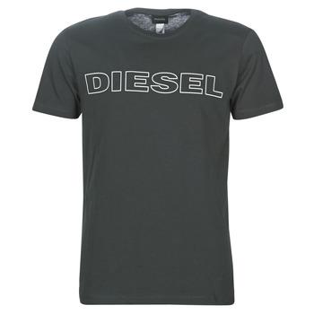 Textil Homem T-Shirt mangas curtas Diesel UMLT-JAKE Cinza