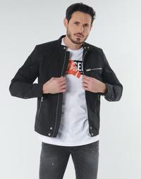 Textil Homem Jaquetas Diesel J-GLORY Preto