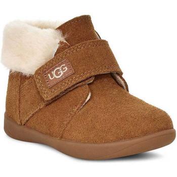 Sapatos Criança Botas baixas UGG NOLEN Chestnut