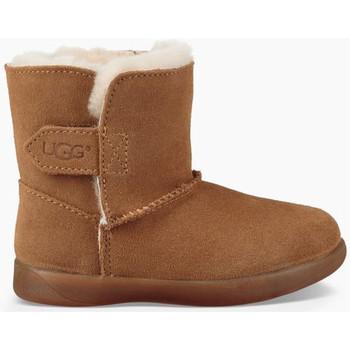Sapatos Criança Sapatilhas UGG KEELAN Chestnut