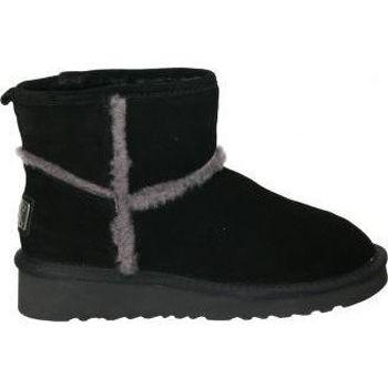 Sapatos Mulher Botas de neve Top3 9786 Noir
