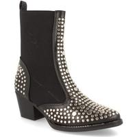 Sapatos Mulher Botins Ainy 8468 Negro