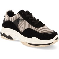Sapatos Mulher Sapatilhas Kylie K1941401 Zebra