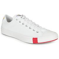 Sapatos Sapatilhas Converse CHUCK TAYLOR ALL STAR LOGO STACKED - OX Branco