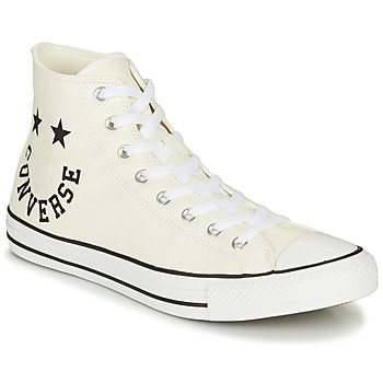 Sapatos Sapatilhas de cano-alto Converse Chuck Taylor All Star Chuck Taylor Cheerful Branco