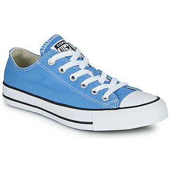 Sapatos Mulher Sapatilhas Converse Chuck Taylor All Star Seasonal Color Azul