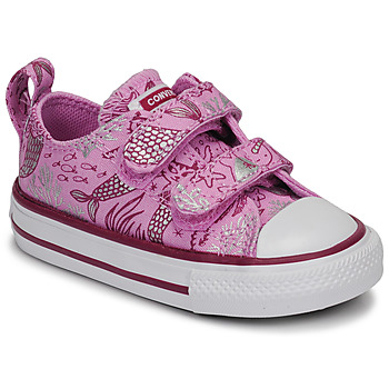 Sapatos Rapariga Sapatilhas Converse Chuck Taylor All Star 2V Underwater Party Rosa