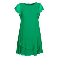 Textil Mulher Vestidos curtos Lauren Ralph Lauren Arnould Verde