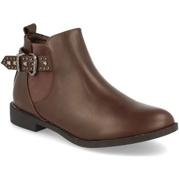 Sapatos Mulher Botins H&d HD-67 Marron