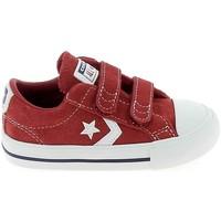 Sapatos Sapatilhas Converse Star Player 2V BB Rouge Vermelho