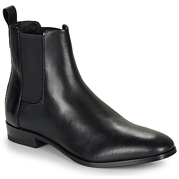 Sapatos Homem Botas baixas HUGO CULT CHEB ITPL Preto