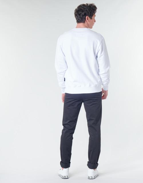 B7GVA7FB  Versace Jeans Couture  sweats  homem  branco