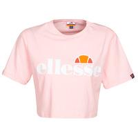Textil Mulher T-Shirt mangas curtas Ellesse ALBERTA Rosa