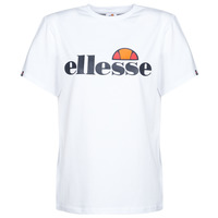 Textil Mulher T-Shirt mangas curtas Ellesse PAP ALBANY Branco