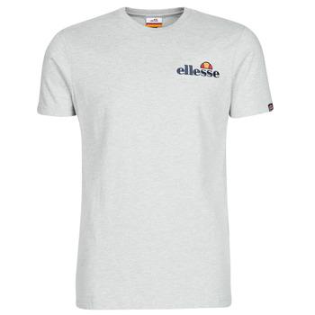 Textil Homem T-Shirt mangas curtas Ellesse VOODOO Cinza
