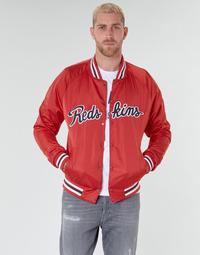 Textil Homem Jaquetas Redskins LAYBACK SWISH Vermelho