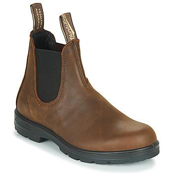 Sapatos Botas baixas Blundstone CLASSIC CHELSEA BOOTS 1609 Castanho
