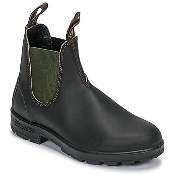 Sapatos Botas baixas Blundstone ORIGINAL CHELSEA BOOTS 520 Castanho / Cáqui