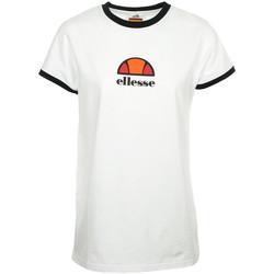 Textil Mulher T-Shirt mangas curtas Ellesse Orlanda Tee Branco