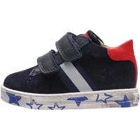 Sapatos Rapaz Sapatilhas Falcotto - Sneaker blu LERYN VL BLU