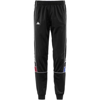 Textil Rapaz Calças de treino Kappa - Pantalone nero 303LP70-A39 NERO