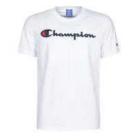 Textil Homem T-Shirt mangas curtas Champion 214194 Branco
