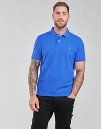 Textil Homem Polos mangas curta U.S Polo Assn. INSTITUTIONAL POLO Azul