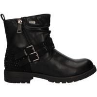 Sapatos Rapariga Botas baixas MTNG 47855 Negro