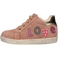 Sapatos Rapariga Sapatilhas Falcotto - Sneaker rosa CRYSTAL ROSA