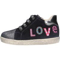 Sapatos Rapariga Sapatilhas Falcotto - Sneaker blu CRYSTAL BLU