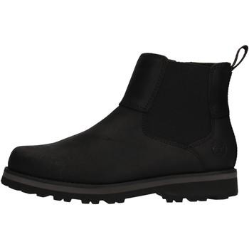 Sapatos Rapaz Botas baixas Timberland - Beatles nero 0A28QA NERO
