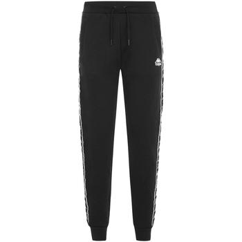 Textil Rapaz Calças de treino Kappa - Pantalone nero 304KPN0 J-929 NERO