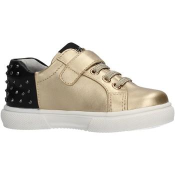 Sapatos Rapaz Sapatilhas Liu Jo - Sneaker oro SARAH 28 ORO