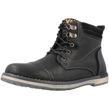 Sapatos Homem Botas baixas Xti 28180 Preto