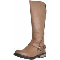 Sapatos Mulher Botas MTNG 55682 Marron