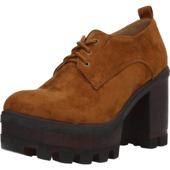 Sapatos Mulher Sapatos & Richelieu Different 8135 Marron
