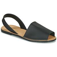 Sapatos Mulher Sandálias So Size LOJA Preto
