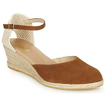 Sapatos Mulher Sandálias So Size JITRON Camel