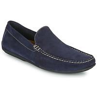 Sapatos Homem Mocassins So Size MIJI Marinho