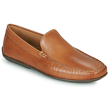 Sapatos Homem Sapato de vela So Size MILLIE Camel