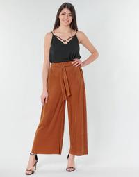 Textil Mulher Calças finas / Sarouels Moony Mood MERONAR Ferrugem