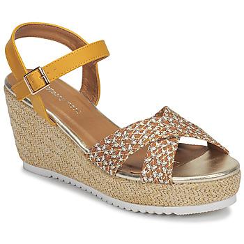 Sapatos Mulher Sandálias Moony Mood MELISSA Laranja