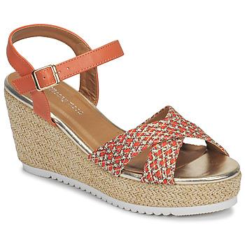 Sapatos Mulher Sandálias Moony Mood MELISSA Coral