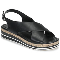 Sapatos Mulher Sandálias Moony Mood MELANIE Preto